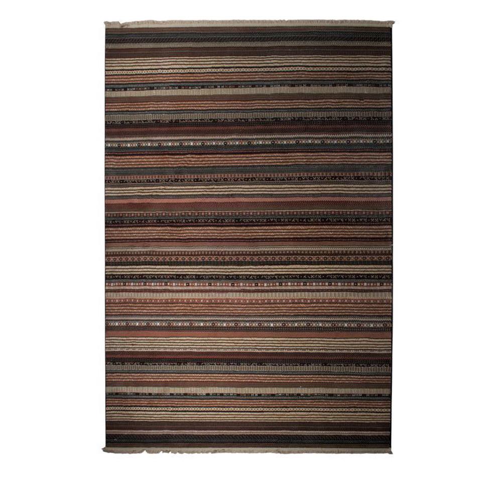 tapis de salon vintage nepal dark zuiver. Black Bedroom Furniture Sets. Home Design Ideas
