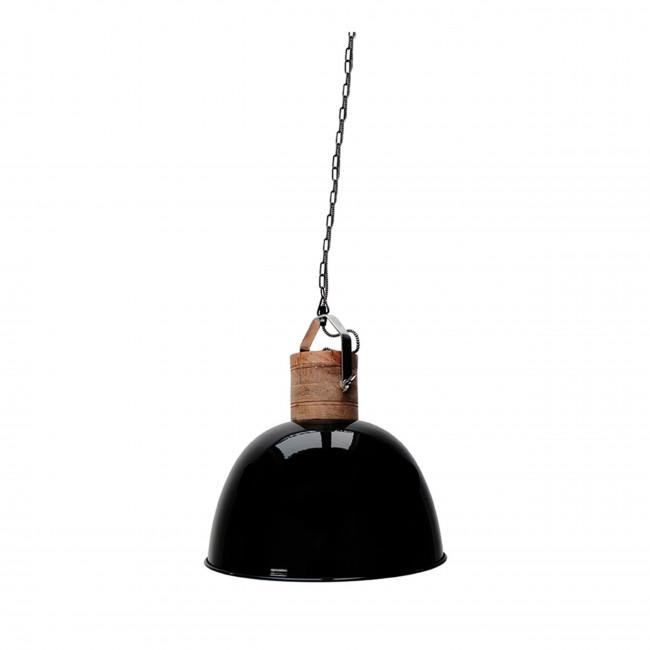 Suspension design métal Nordy Blanc