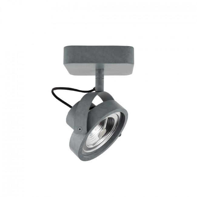 Applique/plafonnier design LED Dice cuivre