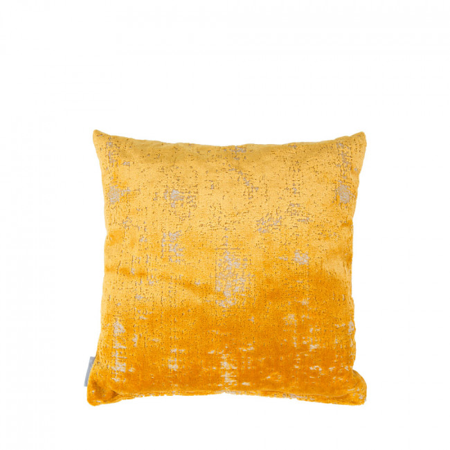 Coussin vintage 45x45cm Sarona Zuiver Ocre