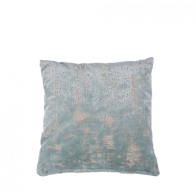 Coussin vintage 45x45cm Sarona Zuiver Bleu clair