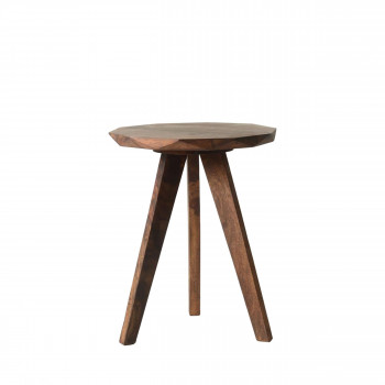 Table d'appoint en bois O2