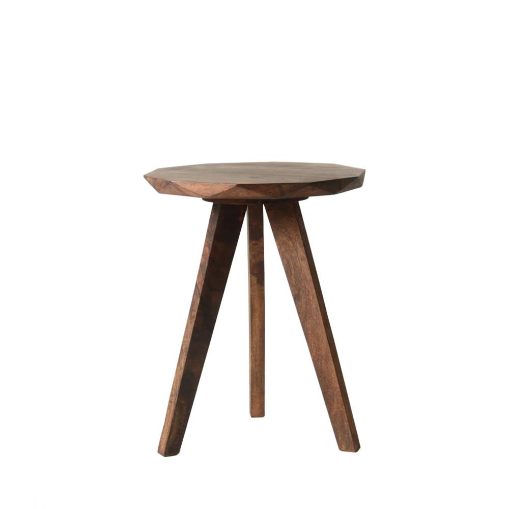 Table D Appoint Palissandre 38 O2 Drawer # Vaisselier D'Angle Moderne En Palissandre