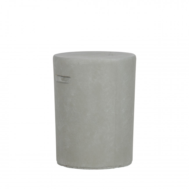 Table basse indoor/outdoor Duke gris clair