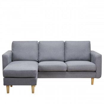 Canapé d'angle droite/gauche 3 places Ellington
