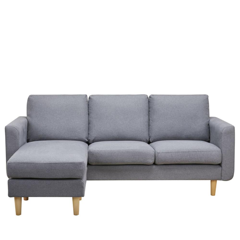 Canapé d angle droite gauche 3 places Ellington Drawer