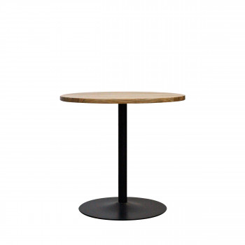 Table à manger ronde ø80cm Warner RedCartel