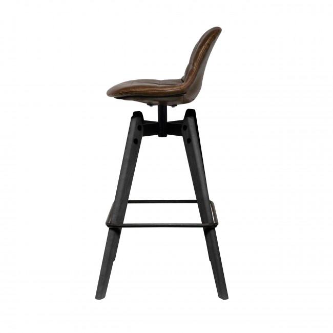 Lot de 2 chaises de bar 76cm Mercury RedCartel