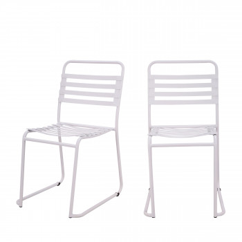 Lot de 2 chaises Park RedCartel
