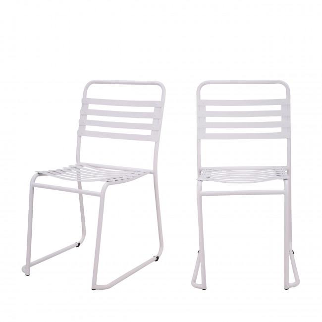 Lot de 2 chaises Park RedCartel