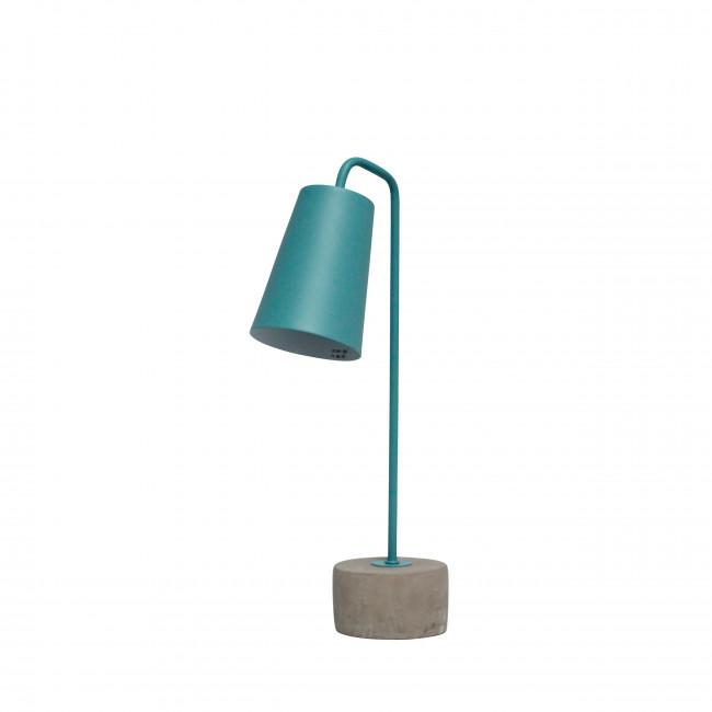Lampe à poser béton et métal Placido RedCartel