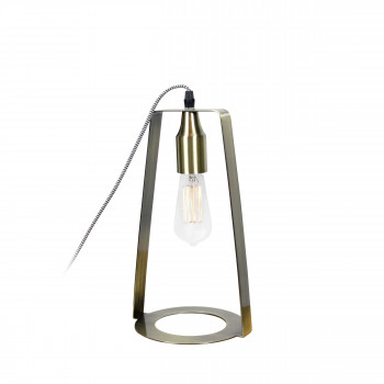 Lampe à poser design en métal Edward RedCartel