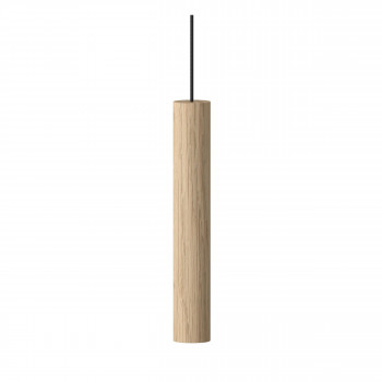 Suspension design en bois ø3 Chimes