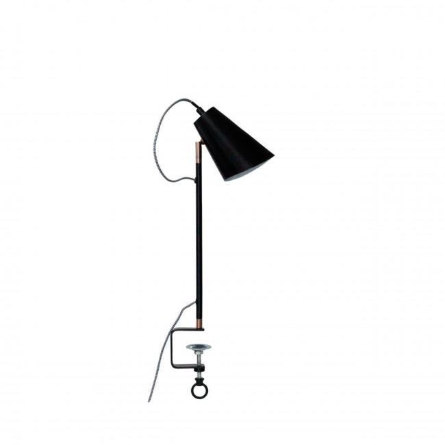 Lampe à pince métal Miller RedCartel