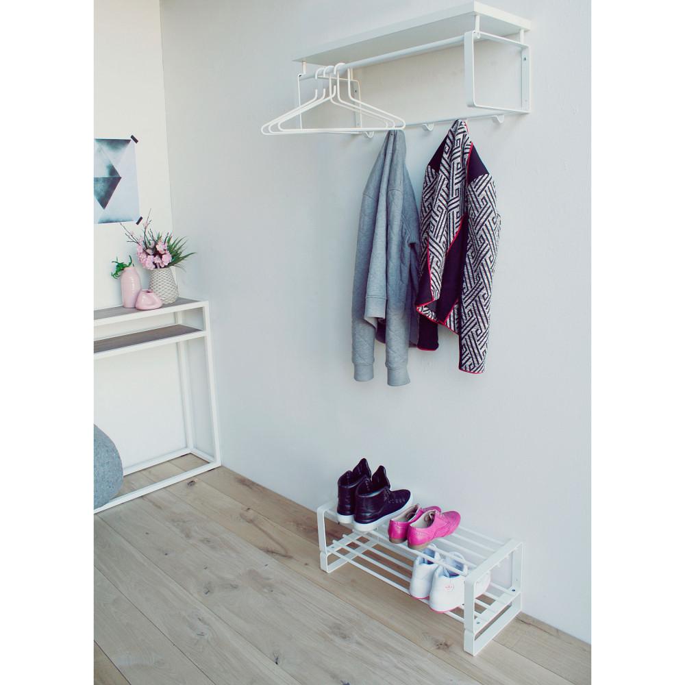 porte manteau mural avec tag re rex 3 drawer. Black Bedroom Furniture Sets. Home Design Ideas