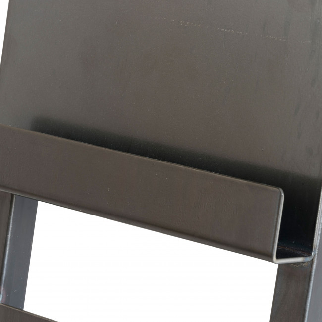Etagère porte revues acier Paper