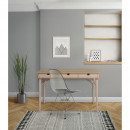 Bureau design 3 tiroirs Solo