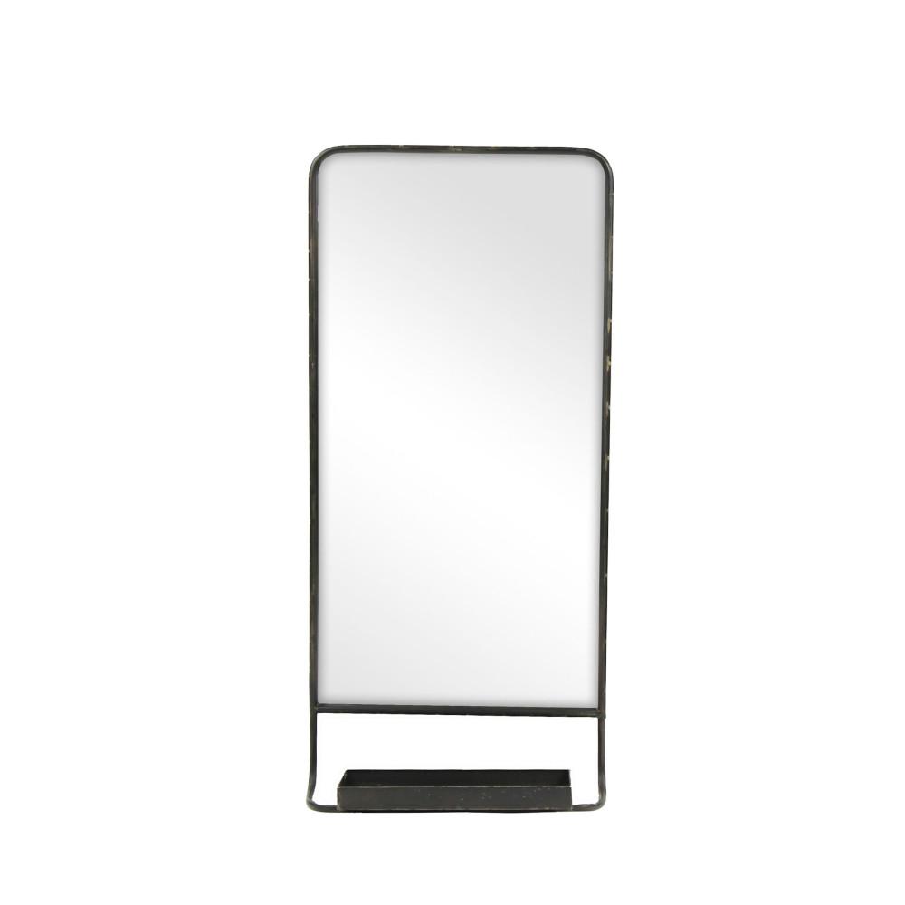 Miroir Avec Tablette En Métal Pomax Serigraphic