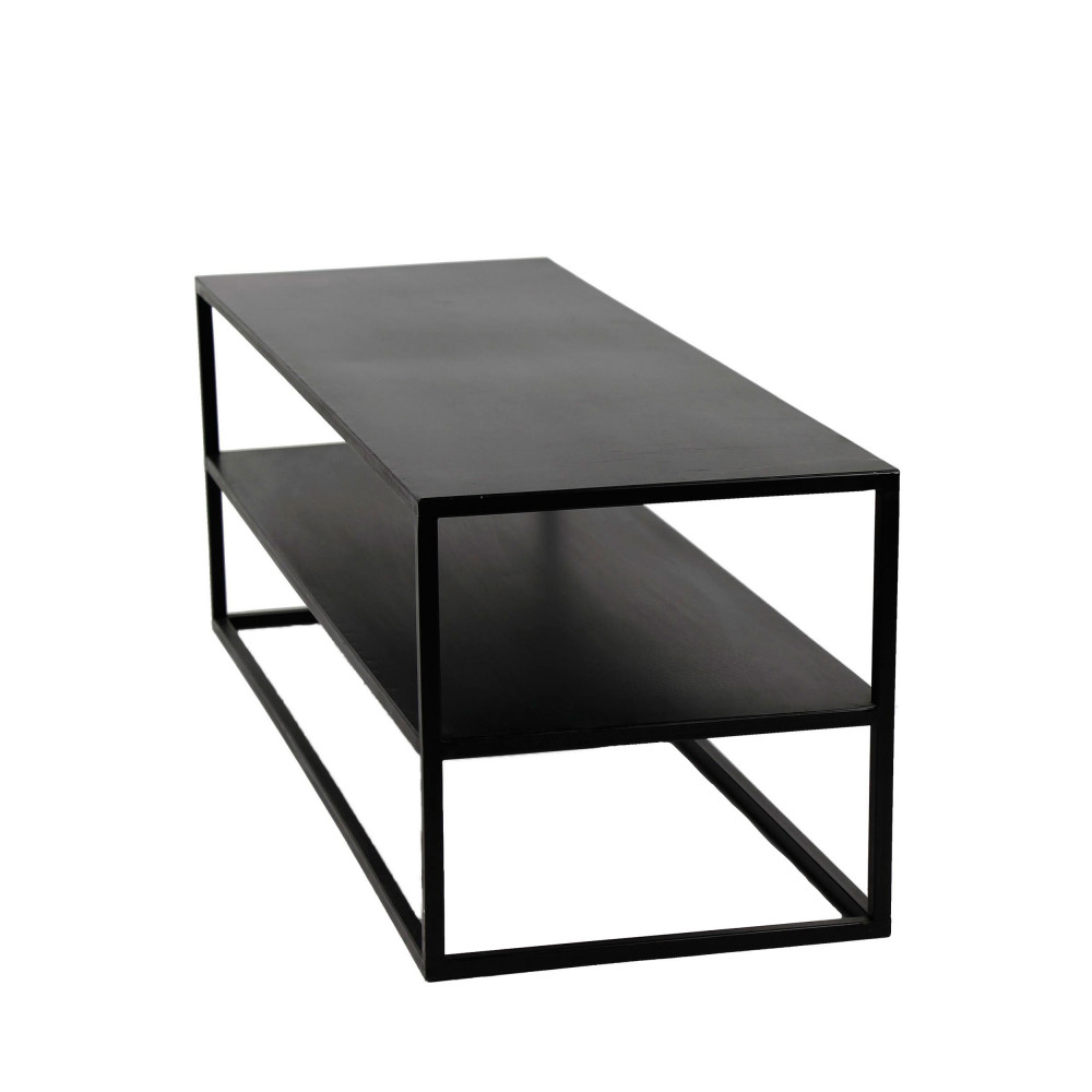table basse en fer l so cute pomax drawer. Black Bedroom Furniture Sets. Home Design Ideas