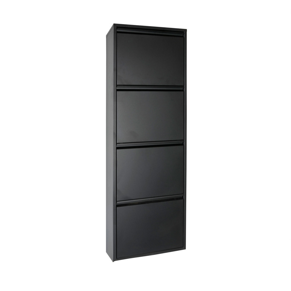 meuble chaussures mural billy 4 drawer. Black Bedroom Furniture Sets. Home Design Ideas