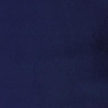 Echantillon gratuit velours bleu foncé 67 vic