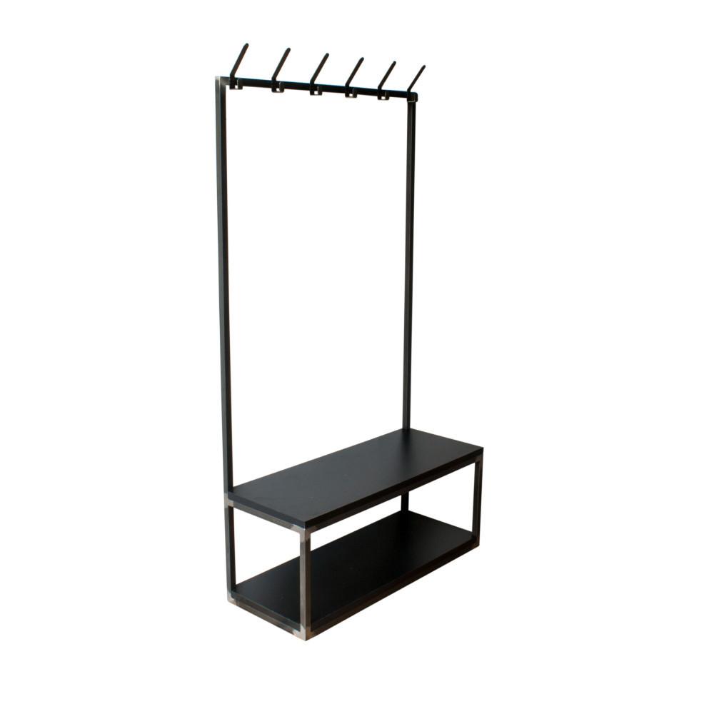 porte manteau m tal diva hal drawer. Black Bedroom Furniture Sets. Home Design Ideas