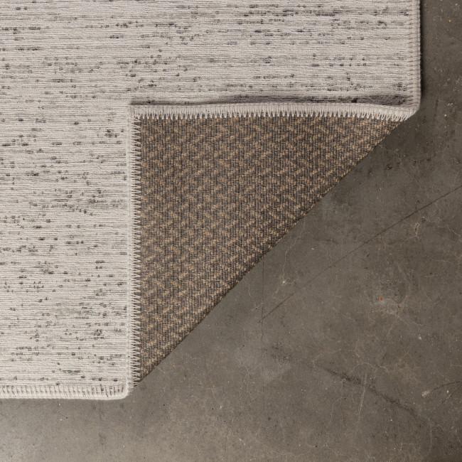 Tapis en coton et laine Rise Zuiver