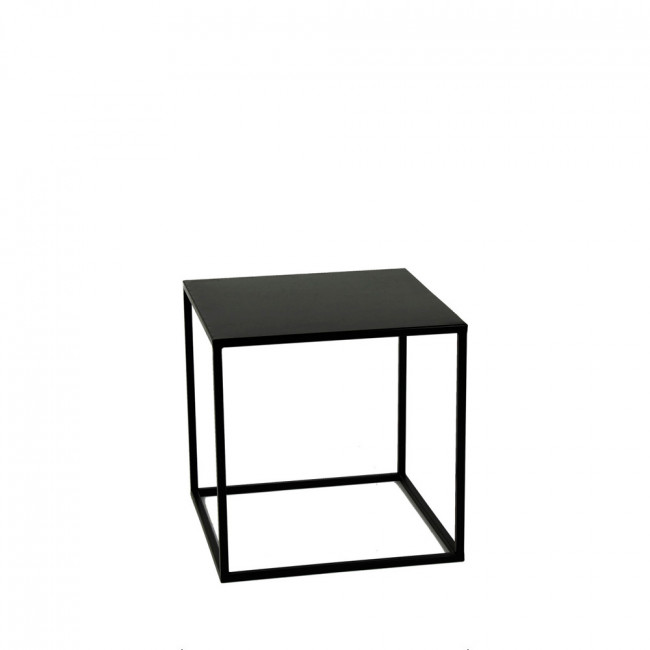 Table d'appoint carré en fer So Cute