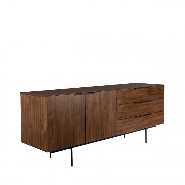 Buffet design en bois Travis Zuiver