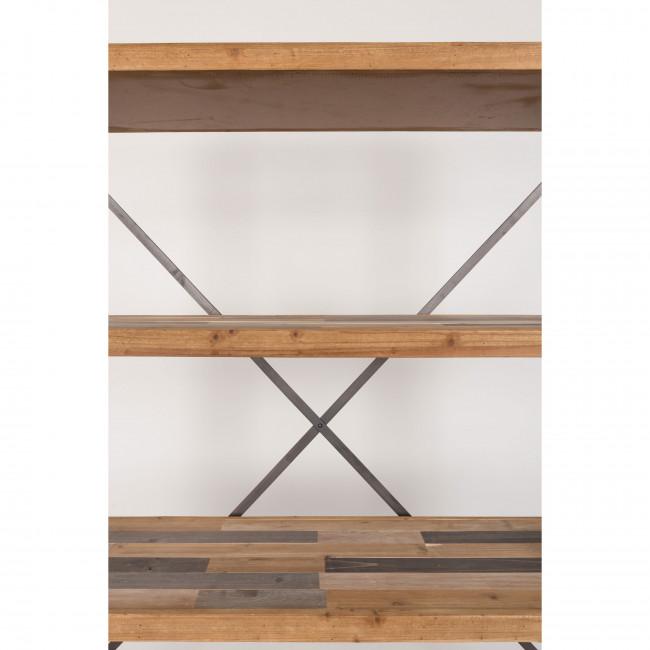 Etagère design en métal et bois Joy