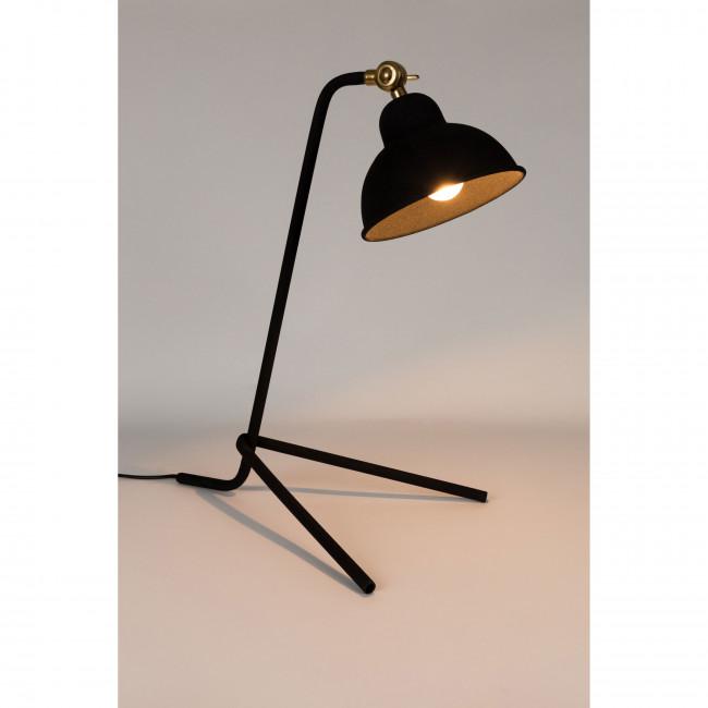Lampe à poser design en métal Jock