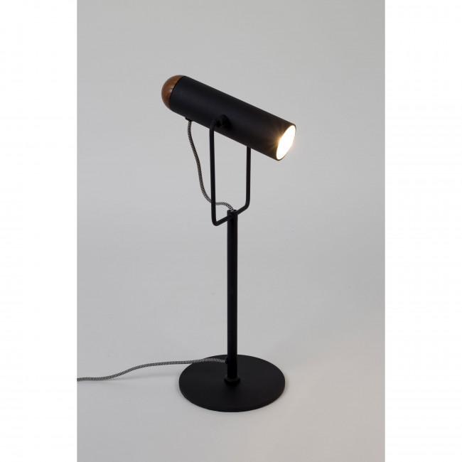 Lampe à poser en métal Marlon Zuiver
