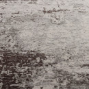 Tapis effet délavé marron Caruso Dutchbone