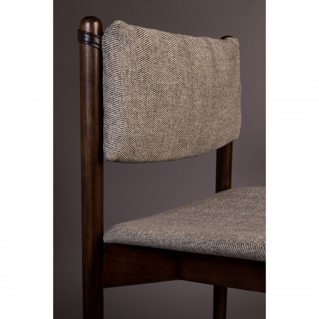 Lot de 2 chaises Torrance Dutchbone