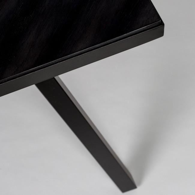 Table à manger design en bois 180X90 Seth Zuiver