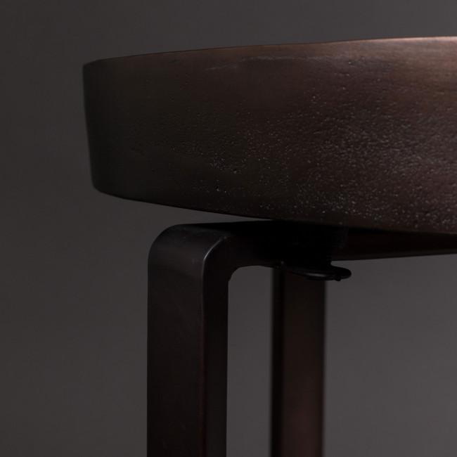 Table d'appoint en métal Ferro Dutchbone