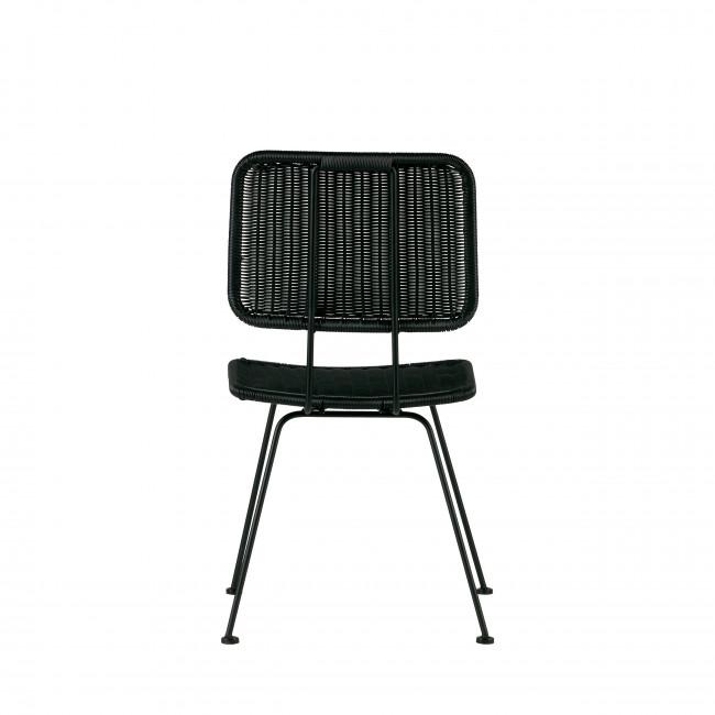 Lot de 2 chaises indoor/outdoor Hilde