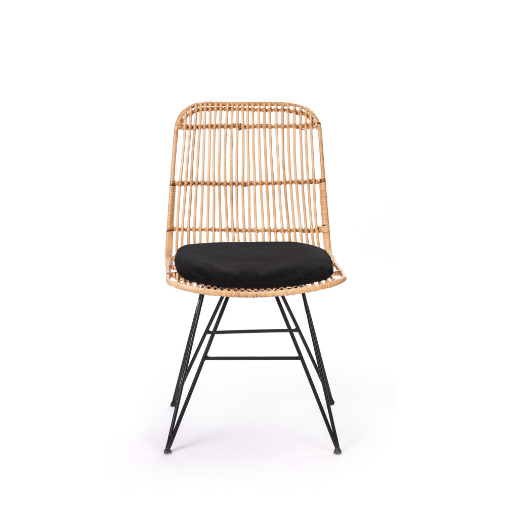 Uyuni Chaise Design En Rotin