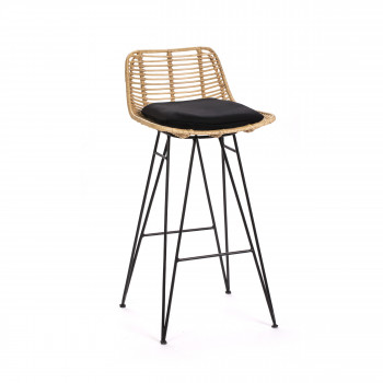 Tabouret De Bar Reglable Et Chaise Haute