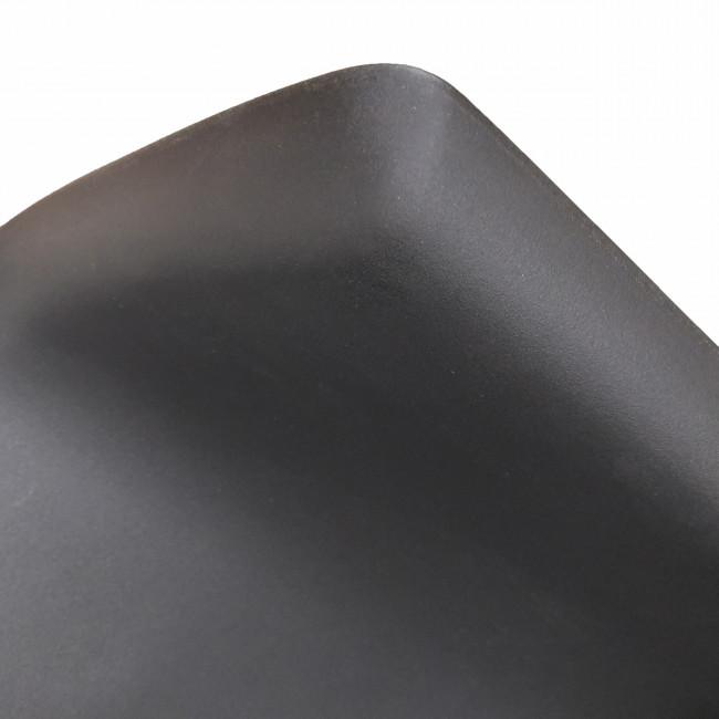 Lot de 2 chaises design pieds métal Wiseman
