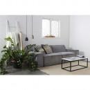 Canapé design en tissu 2 places James Zuiver