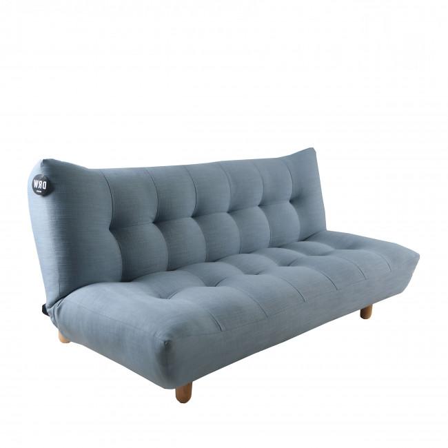 Canapé convertible design gris clair Choufou