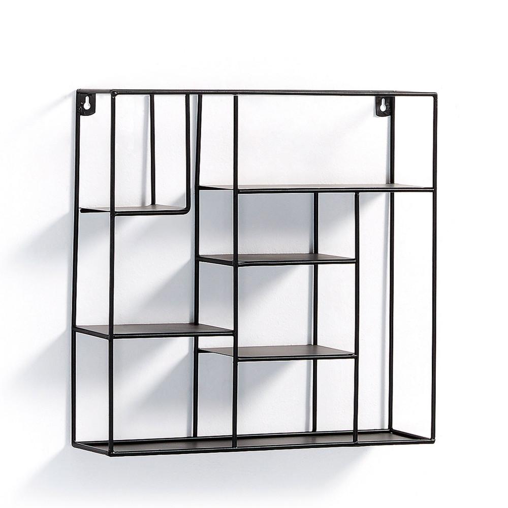 etag re murale en m tal nils drawer. Black Bedroom Furniture Sets. Home Design Ideas