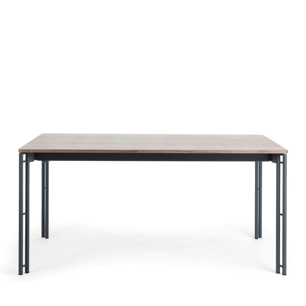 Kesia 200x90cm Extensible 140 À Manger Table S3q4RALc5j