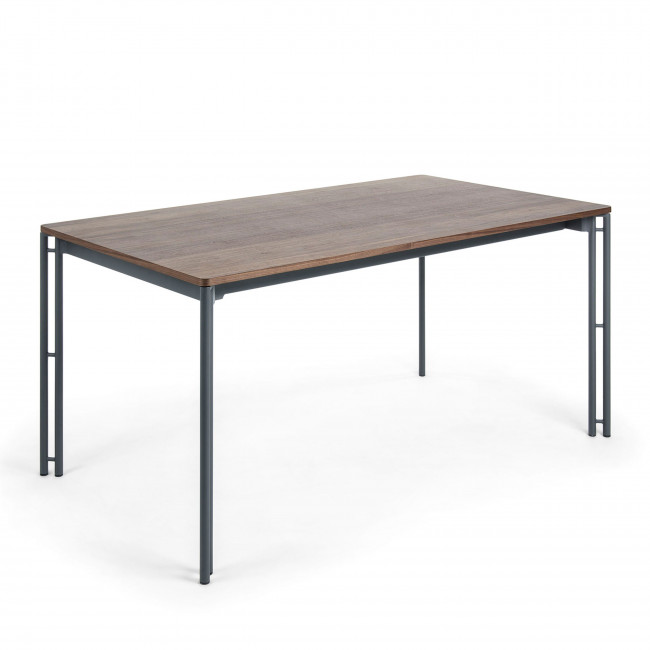 Table extensible 140-200x90cm Kesia