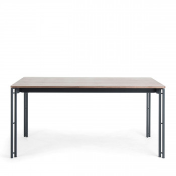 Table extensible 160-220x90cm Kesia