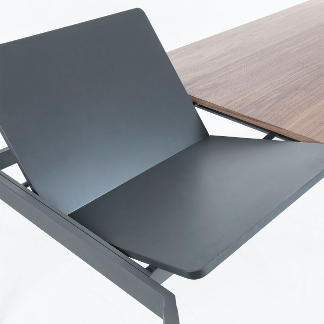 Table extensible 160-220x90cm Kesia