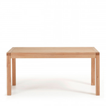 Table extensible en bois 180-230x90cm Briva