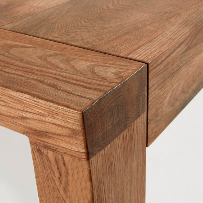 Table extensible en bois 180-230x90cm Briva