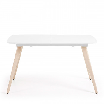 Table extensible 120-160x80cm Smash